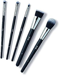 FIND - Kit de iniciación - Pincel para sombras de difuminado de labios para base de maquillaje y para colorete (5 pince...