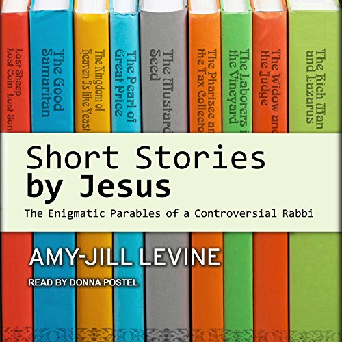 Short Stories by Jesus cover art