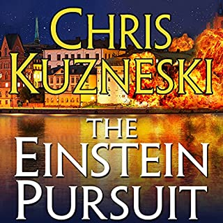 The Einstein Pursuit cover art