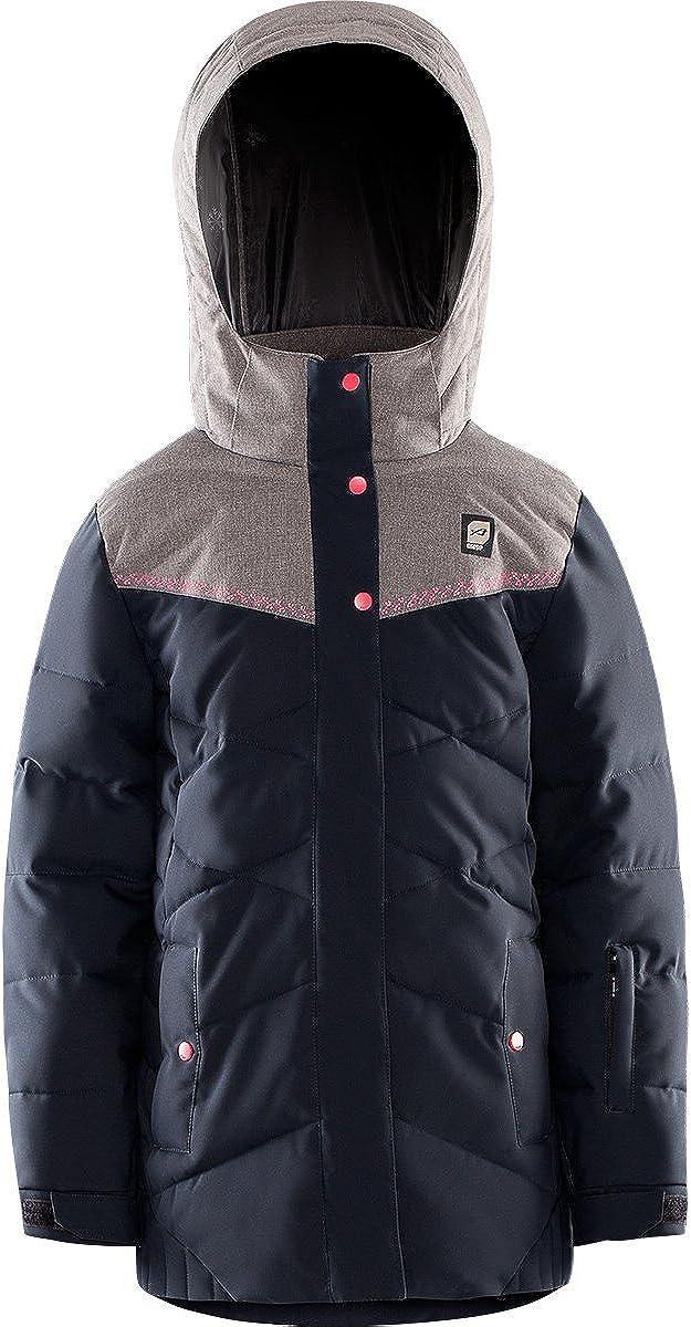 Orage Maya Ski SEAL limited Industry No. 1 product Jacket Girls Black N101 -