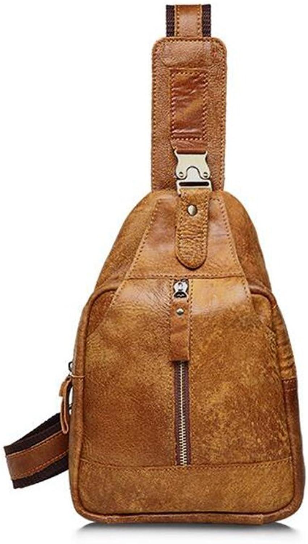 Sucastle Herren Leder Messenger Bag Bag Bag Umhängetasche Männer LederArbeitstaschen Aktentasche Vintage Schultertasche 18x6x28cm, 2 B07D78YVWT 890adf