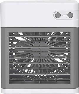 Luftkonditioneringsfläkt, Mini Air Cooler, 3 i 1 / kyl luftkonditionering/fuktar/renar, 3 Speed Misting Fan, för hem och...