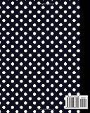 Zoom IMG-2 blue black polka dot composition