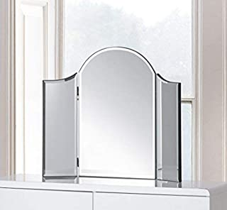 Julian Bowen Canto Dressing Table Mirror, Glass