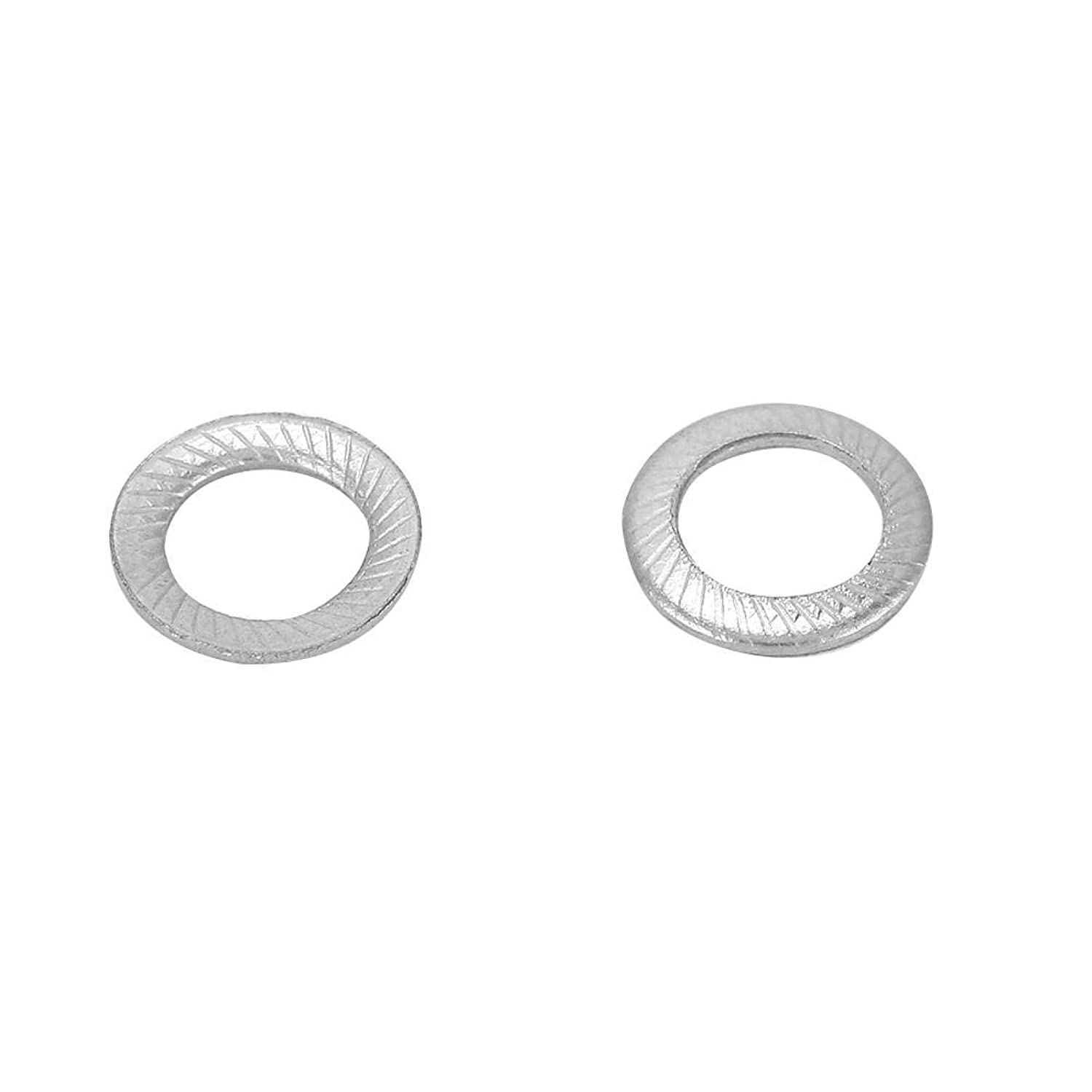 Stainless Steel Internal Tooth Star sold out Washers Lock Double All stores are sold Spr Side