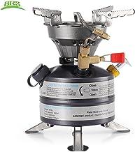 Brave outdoor Lightweight Portable Mini Burner Gasoline Diesel Kerosene BRS-12A Integrated Multi-Fuel Camping Cooking Stove