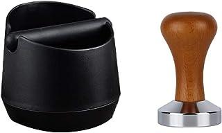 CCHAO Coffee Brozer Boîte à grincement et Tabouillage de café Ajustez la Barre d'assemblage Absorbant de la Machine à Expr...