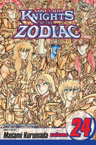 Knights of the Zodiac (Saint Seiya), Vol. 24 (Volume 24): Hades Reawakens