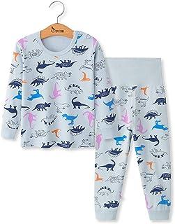 aa93dfbdcdbbb DOTBUY Ensemble de Pyjama Bébé Enfants Filles Garçons Pyjamas Set