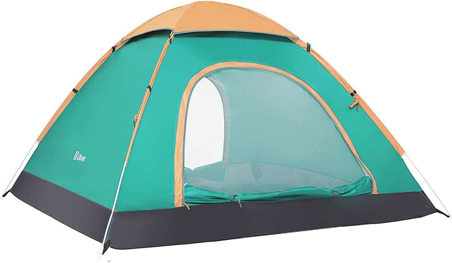 Ubon 2 3 Person Lightweight Instant Tent Indoor Durable Pop 2021 autumn and winter Quality inspection new T Up