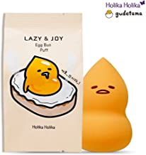 [Holika Holika] Gudetama Lazy & Joy Egg Bun Puff, Makeup Sponge Blender