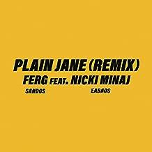 Plain Jane Remix [Explicit]