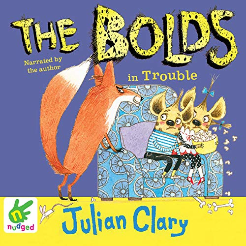 The Bolds in Trouble audiobook cover art