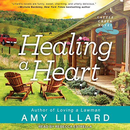Healing a Heart audiobook cover art
