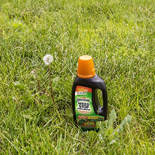Spectracide Weed Stop For Lawns