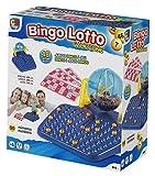 Color Baby Bingo con Bombo, 90 números y 48 cartones (43265)