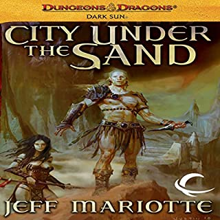 City Under the Sand cover art
