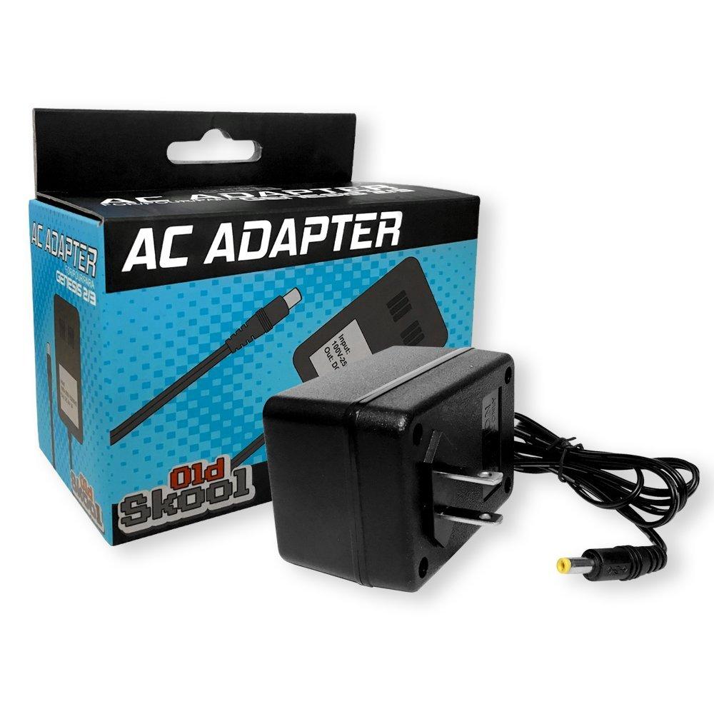 Old High order Ranking TOP20 Skool Sega Genesis Ac adapter for and Game 2 Ge 3 or