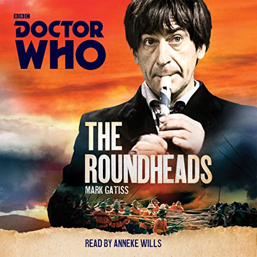 Doctor Who: The Roundheads audiobook cover art