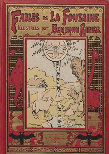 Les Fables de La Fontaine illustrées