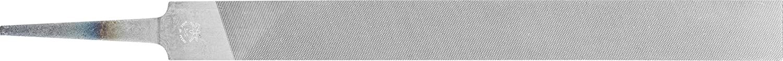 PFERD Hand File, American Pattern, Double Cut, Rectangular, Medi