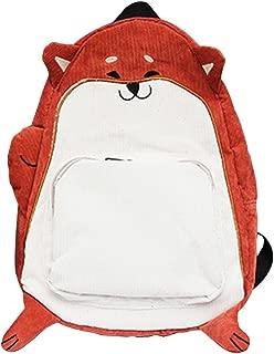 BarpoLion Cartoon Dog Backpack Cute Vacation Travel Bag