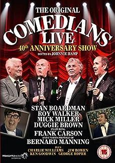 The Original Comedians Live - 40th Anniversary Show