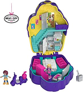 Amazon.com: Polly Pocket - Playsets / Dolls & Accessories: Toys & Games