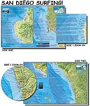 FrankosMaps Franko's Surf Maps, Surf Maps, Surfing Maps, San Diego Surfing, San Diego Surf, Surf Spots, Authorized Dealer Full Warranty, San Diego County Surfing