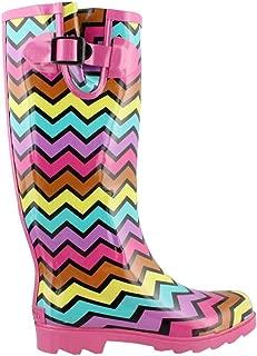 Corkys New Women's Sunshine Rain Boots