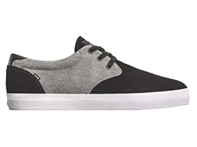 Globe Winslow (Black/Charcoal/White) Men