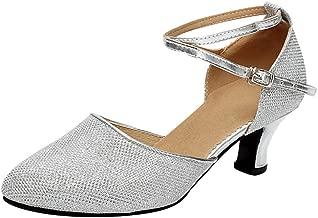 Plateforme Bloc Bout Rond Pumps Chaussures duniformes habill/ées Travail Affaires Confortable Talons Hauts uirend Chaussures Femme Escarpins