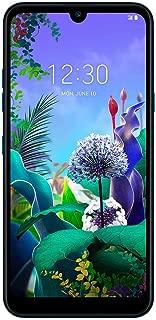 LG q60 Smartphone mavi