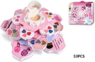 Children's Non-Toxic Cosmetic Set Washable Makeup Girls Dress Up A Supplies Birthday Gift,G