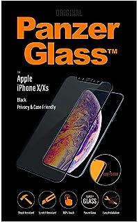 PANZERGLASS IPHONE XS/X PRIVACY SCREEN PROTECTOR - BLACK