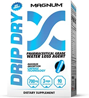 Magnum Nutraceuticals Drip-Dry Supplement