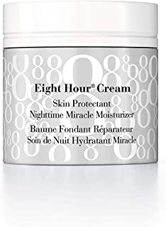 Elizabeth Arden Eight Hour Cream Skin Protectant Nighttime Miracle Moisturizer, 1.6 oz.