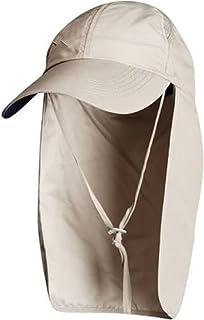 Dr. Shade Glacier Glove Mojave Sombrero de Visera Larga y de protección Solar Mojave