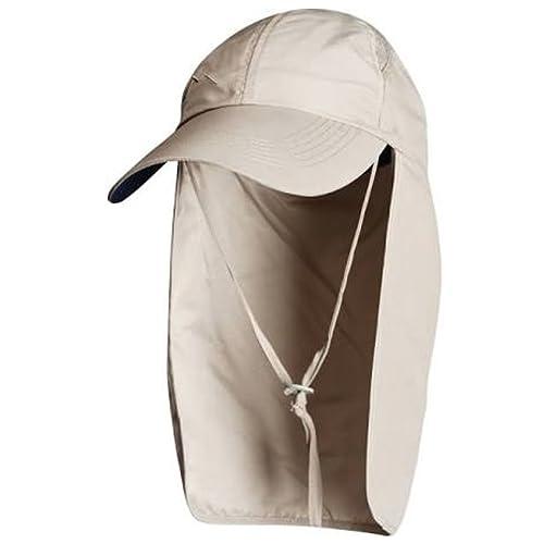 7b62c2380a25c Glacier Glove Mojave Long Bill Cap   Mojave Sun Protection Hat
