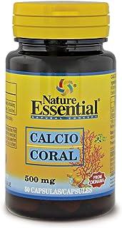 Calcio coral 500 mg. 50 cápsulas
