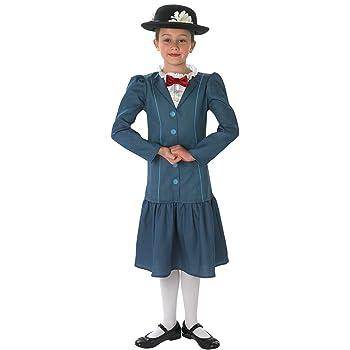 Rubies - Disfraz oficial de Disney Mary Poppins, de los años 60 ...