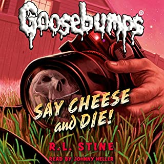 Say Cheese and Die! audiobook cover art