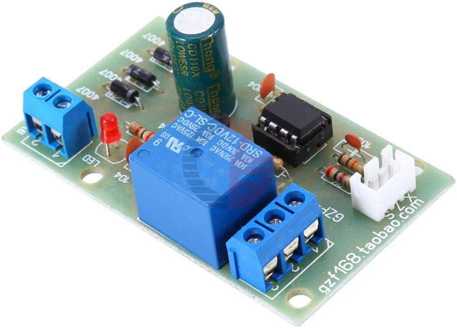DC 12V Auto Pumping Water Liquid Level Detection Module Switch S
