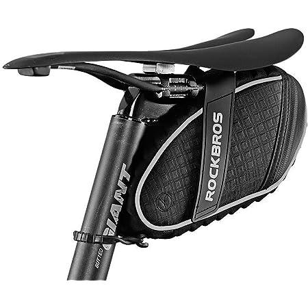 ROCKBROS Fahrradsitz Komfortabel Fahrrad Sättel Atmungsaktiv Dämpfung 3 Farbe