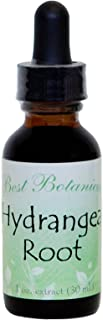 Best Botanicals Hydrangea Root Extract — Liver Detox Cleanse — Urinary Tract and Kidney Stone Support — 1 oz