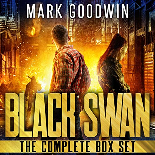 Black Swan the Complete Box Set Audiobook By Mark Goodwin cover art