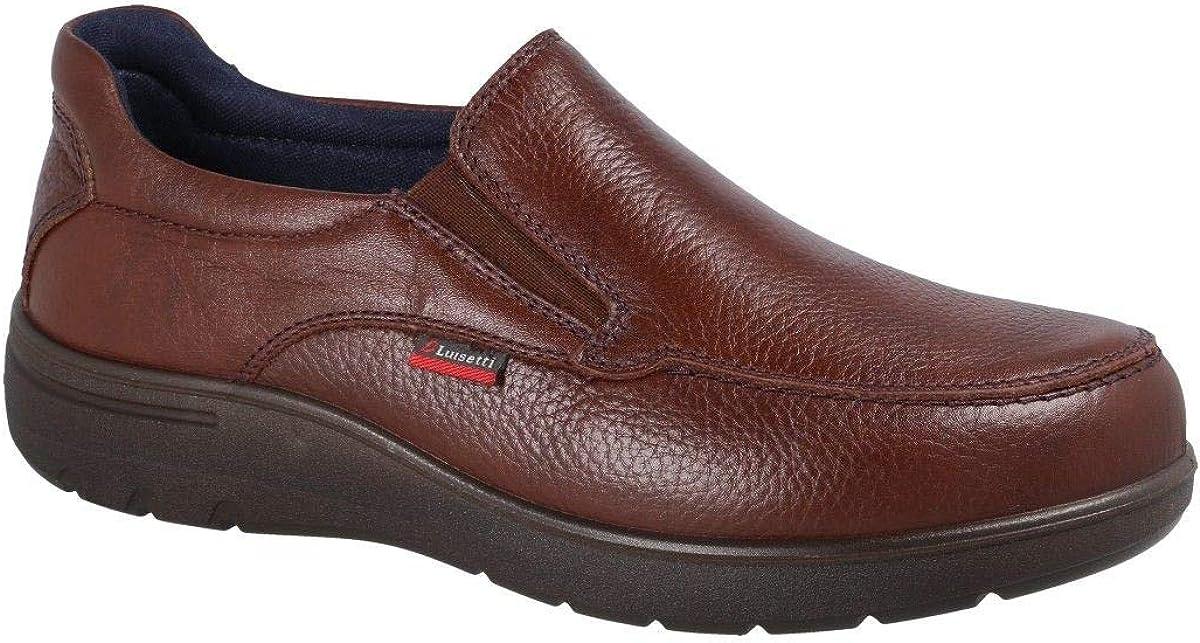 Zapato Casual de Estilo Mocasin para Hombre, confeccionado en Piel Natural 100% Vacuno LUISETTI MOCASÍN Street 31001ST
