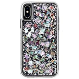Case-Mate - iPhone XS Case - KARAT - iPhone 5.8 - Mother of Pearl