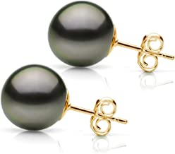 high luster pearls