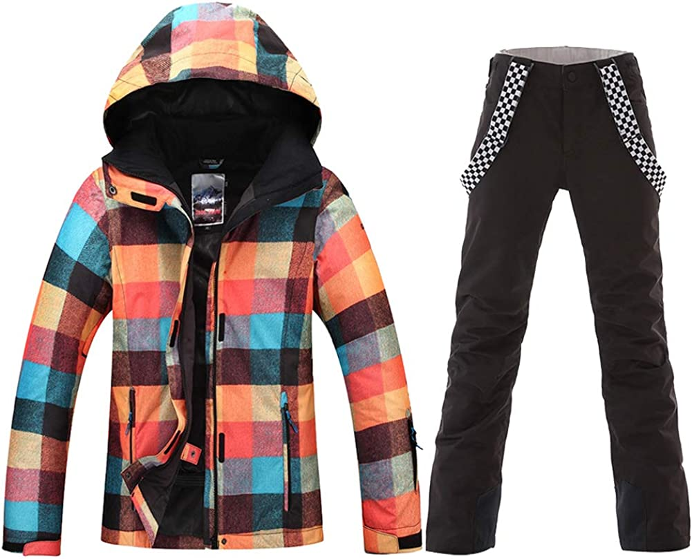 Ski jacket Snowboard Jacket Max 47% OFF Womens Snow Spring new work Colorful High Windproof